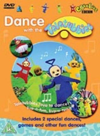 Teletubbies - Dance With the Teletubbies movie