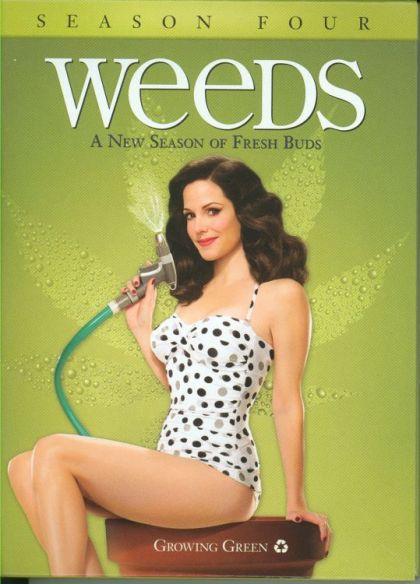 weeds season 4. Weeds: Season 4