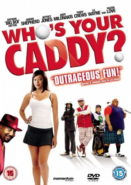 Who's your caddy movie amazon