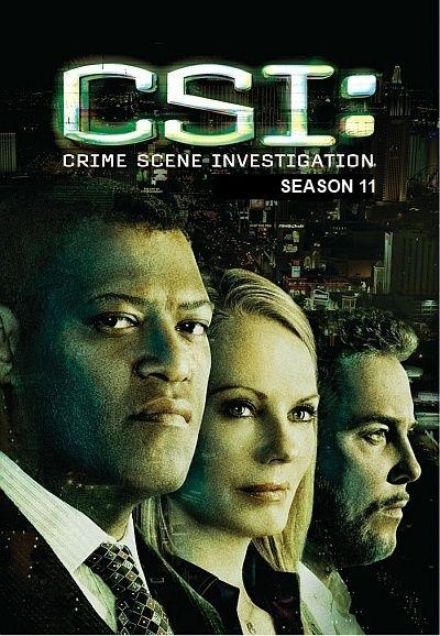 Csi Crime Scene Investigation Season 11 2010 On Collectorz Com Core Movies