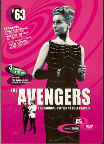 Avengers '67: Set 3, Vol. 6 movie