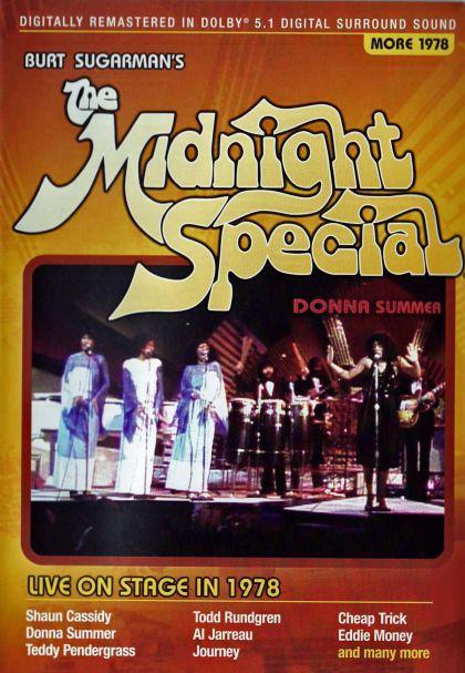 Various - Burt Sugarman's The Midnight Special: More 1978