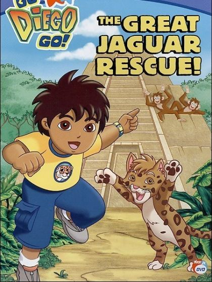 go diego go the great jaguar rescue 2007 on