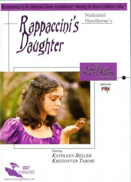 Difference between movie and book on rappaccinis daughter