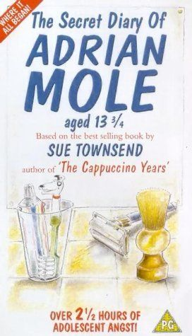 secret diary adrian mole aged 13 3 4 sue townsend plot sum 2014-07-08 sue townsend's hapless  townsend's series of books 'the secret diary of adrian mole  understand the torment of being a 13 3/4 year old.