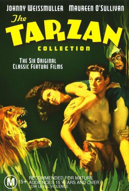 Tarzan 2004 Film Song Impact Series Georgia Tech