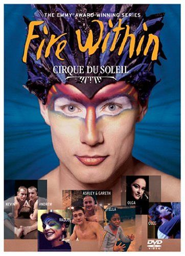 cirque du soleil fire within Cirque du soleil: fire within a nine-meters wide bronze clown shoe is the only hint that there's something out of this world inside an enormous,.