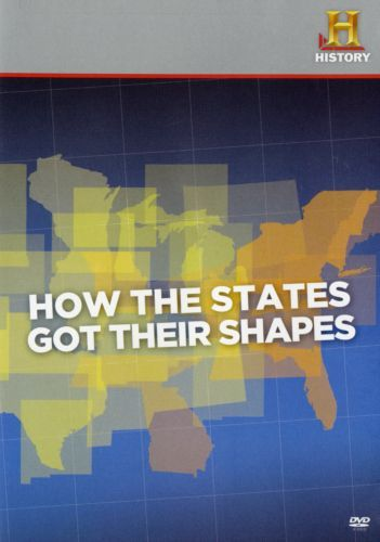 How The States Got Their Shapes (2011) on Collectorz.com ...