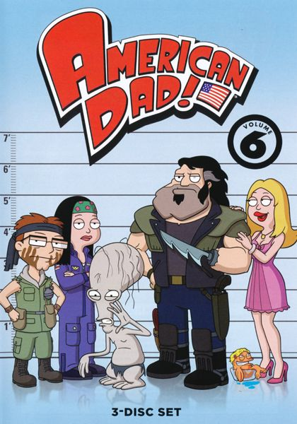 American Dad Season 6 movie