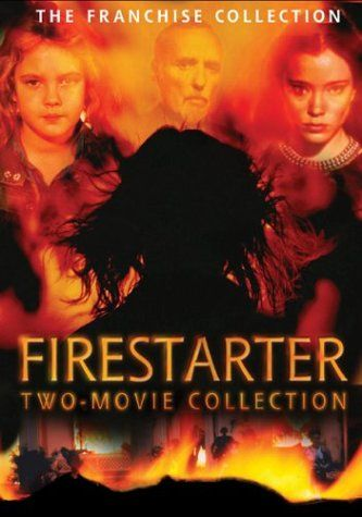 Firestarter 1 And 2 Double Feature