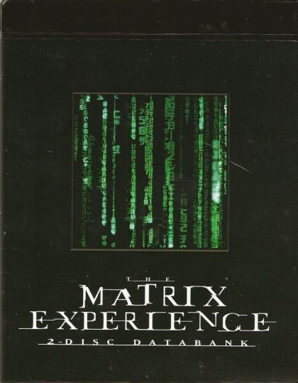 the matrix experience 2008 on collectorzcom core movies