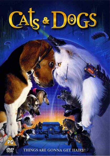 Cats & Dogs (2001) on Collectorz.com Core Movies  Cats & Dogs (20...