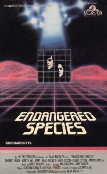 Endangered Species 1982