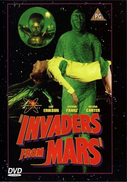 martians invaders from mars 1953 - photo #15