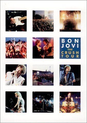 Bon Jovi The Crush Tour Songs