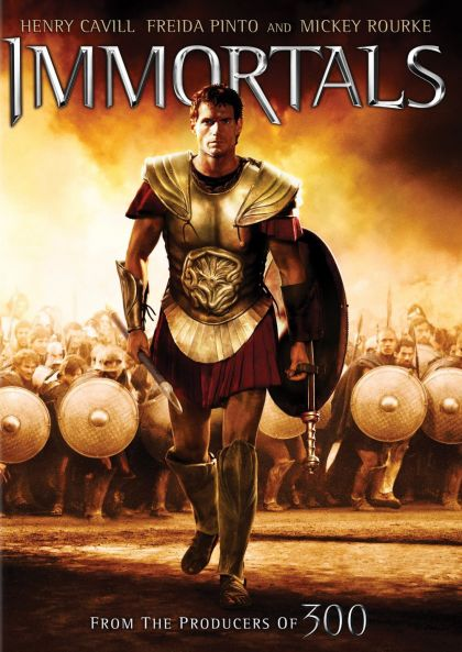 Immortals (2011) on Collectorz.com Core Movies