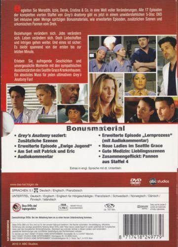 Greys Anatomy German