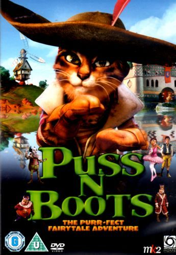 puss in boots 2008 on collectorz