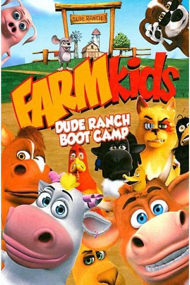 FARMkids: Dude Ranch Boot Camp (2008) on Collectorz.com ...