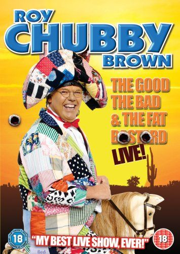 Roy chubby brown take fat and party