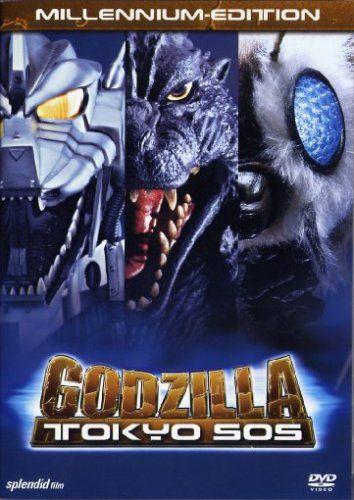 Yumiko Shaku Godzilla Godzilla: Tokyo S.O.S....