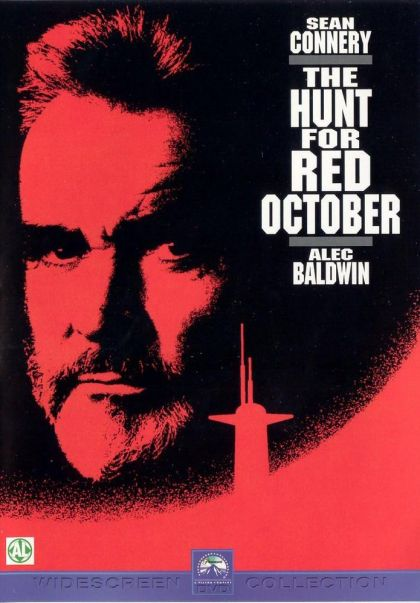 the hunt for red october 1990 on collectorzcom core movies