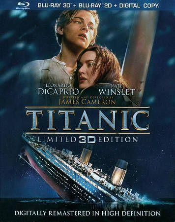 Original titanic movie poster