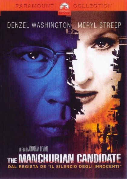 The Manchurian Candidate (2004) on Collectorz.com Core Movies