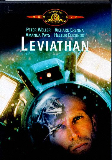 Leviathan (1989) on Collectorz.com Core Movies