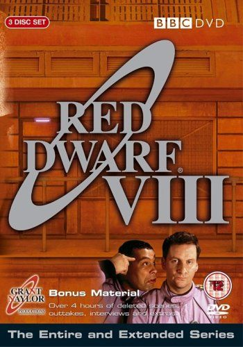 Red Dwarf - Season Seven movie