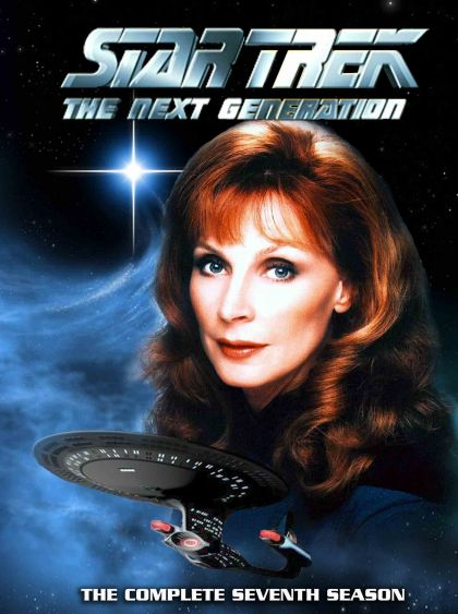 Star Trek : Next Generation [Saison 07 FRENCH](DVDRIP)  [E01 E26/26] [FS-US] (Complet)