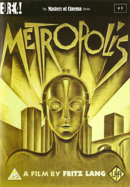 Metropolis movie poster original