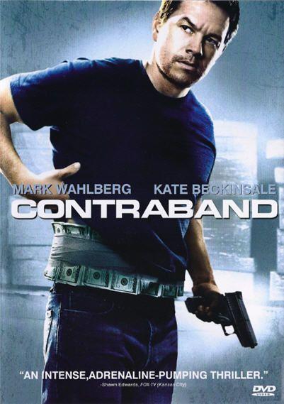 Contraband cast