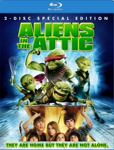 Aliens In The Attic 2009 On Collectorz Com Core Movies