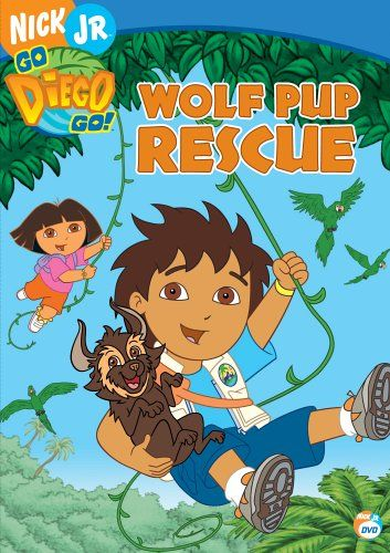 Go Diego Go Wolf Pup Rescue 2005 On Collectorz