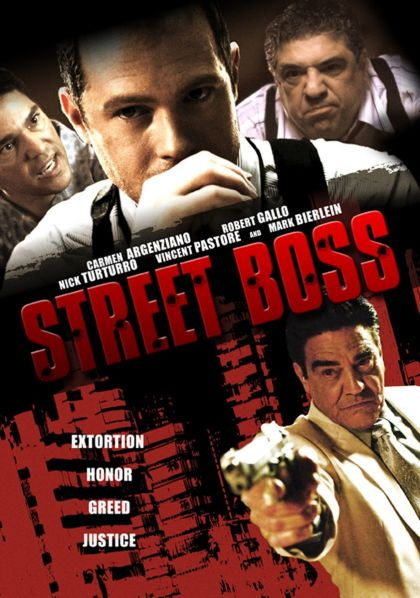 Tevis R Marcum : Street boss on collectorz core movies