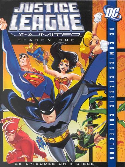 Justice League Unlimited (TV Series 2004–2006) - IMDb