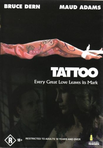 Tattoo (1981) on Movie Collector Connect