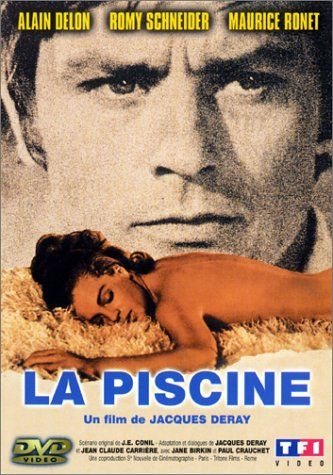 Swimming pool la piscine 1969 1968 on for La piscine movie