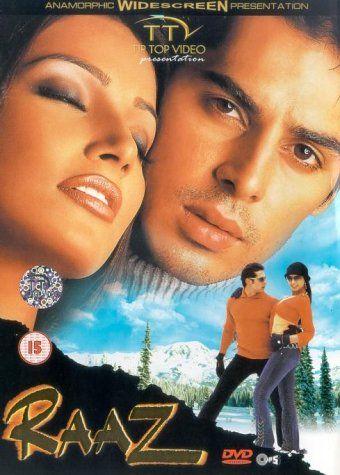 Raaz (2002) on Movie Collector Connect  Raaz (2002) on ...