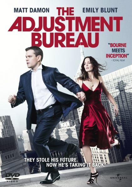 The adjustment bureau 2011 on core movies for Bureau movie