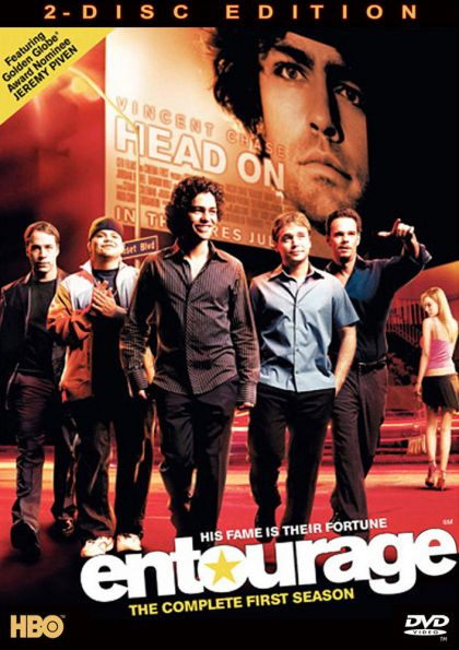 Entourage Season 1 2004 On Core Movies