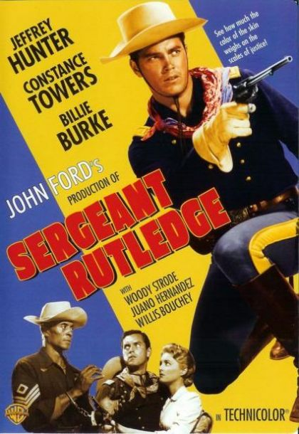Sergeant Rutledge (1960) on Collectorz.com Core Movies
