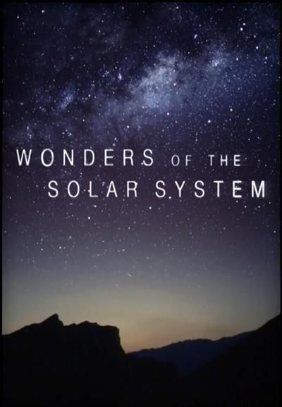Wonders Of The Solar System (2010) on Collectorz.com Core ...