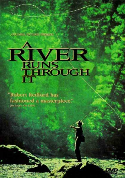the joy of the story and the film in a river runs through it by norman maclean See stylist's selection of the top 100 film-to-book  based on the semi-autobiographical collection a river runs through it and other stories by norman maclean.