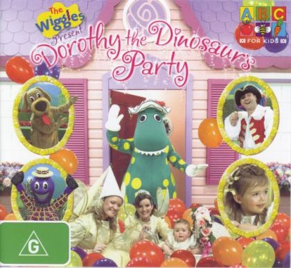 Wiggles: Dorothy the Dinosaur's Party (2007) on Collectorz ... Wiggles Dorothy The Dinosaur Dvd