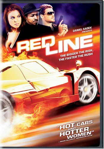 Redline (2007) Hindi Dubbed BRRip Hollywood Hindi