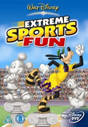 Classic cartoon favorites volume 5 extreme sports fun 1949 on
