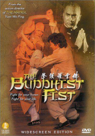 Buddha fist kung fu