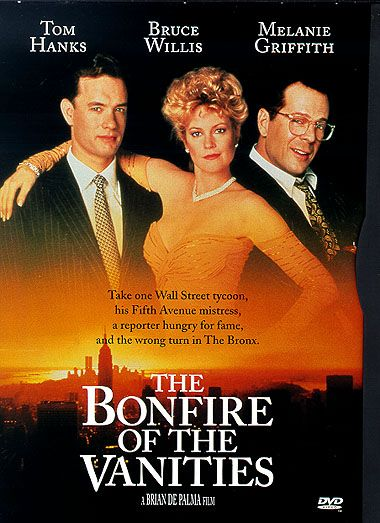 The Bonfire Of The Vanities 1990 On Collectorz Com Core Movies